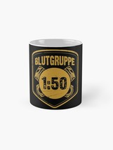 Blood group 1:50 petrol in the blood. Moped Simson S51 Schwalbe Nostalgi... - $14.59