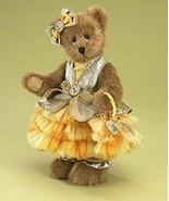 "Boyds Bears ""Marissa Bearybloom"" -12"" Oct. Bear of The Month -#4014921- ... - $44.99"