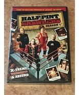 Half Pint Brawlers : Season 1 (DVD) BRAND NEW / FACTORY SEALED - $11.94