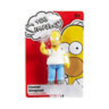 "The Simpsons 4"" Homer Simpson Collectible Figure by Character Options - $24.75"