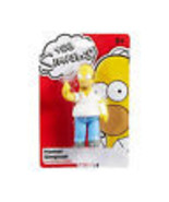 """The Simpsons 4"""" Homer Simpson Collectible Figure by Character Options - $60.08"""
