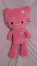 2013 Build A Bear Hello Kitty Sunshine Retired Coral Plush w/ Dinosaur Roar - $14.39