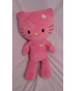 2013 Build A Bear Hello Kitty Sunshine Retired Coral Plush w/ Dinosaur Roar - $13.49
