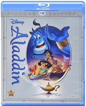Disney Aladdin: Diamond Edition [Blu-ray + DVD]