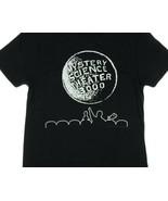 Mystery Science Theater 3000 MST3K Front Row Silhouette Logo T-Shirt NEW... - $24.99