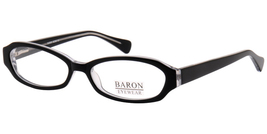 Baron Eyewear BZ66 Eyeglasses in Black - $59.99