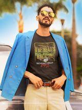 Beverly Hills Cop Heat t-shirt Eddie Murphy retro 1980s movie graphic tee PAR429 image 3