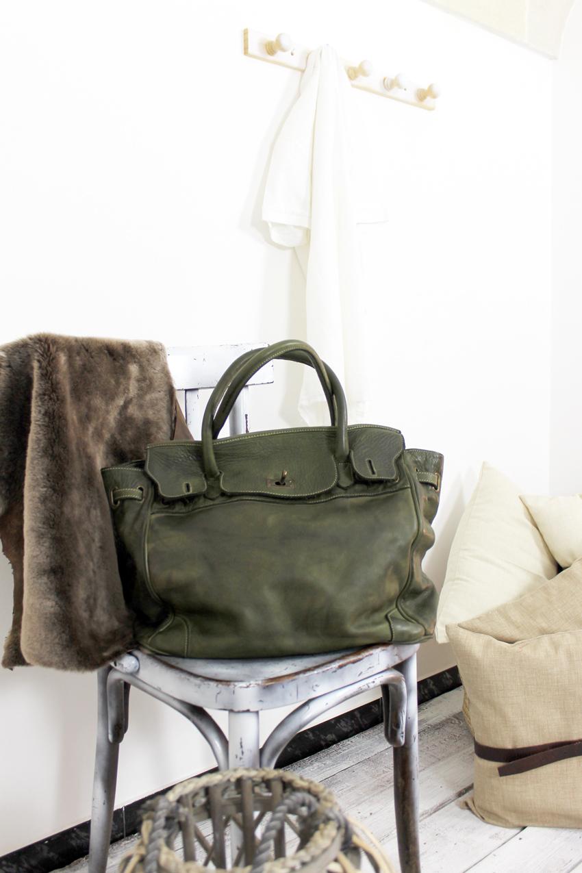 CLOSER BAG handmade leather bag image 8