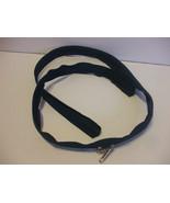 49.5 Inches Blue Nylon Continuous Zipper Double Metal Sliders Plastic Co... - $24.32