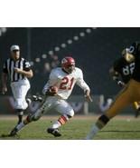 MIKE GARRETT 8X10 PHOTO KANSAS CITY CHIEFS KC PICTURE NFL VS PACKERS - $3.95