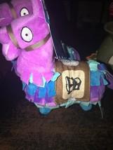 "Fortnite Llama Pinata 7"" Plush Toy Figure New Tag - $4.97"