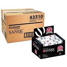 Sanek Neck Strips Master Case of 4 Cartons - 2880 Strips image 3