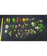 Ben 10 Alien Force Creation Chamber Incomplete Figure Various Parts & Pi... - $39.59