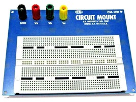 CM-100 CIRCUIT MOUNT Electronics - $10.05