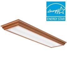 Lighting Cambridge Oak LED Flushmount Home Indoor Ceiling Decorations 4 ... - $2.739,18 MXN