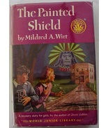 Mildred Wirt Nancy Drew author The Painted Shield hcdj mystery story for... - $40.00