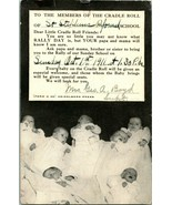 1911 Postcard New Holland / York PA St Stephens Reformed Church School R... - $19.95