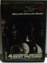 """Million Dollar Baby"" 2 DVD set w/Clint Eastwood, Hilary Swank & Morgan ... - $2.00"