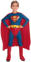 Superman Jumpsuit with Cape Child Boy's Costume - Toddler 2T-4T - $41.84