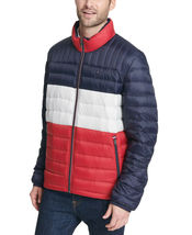 Tommy Hilfiger Men's Ultra Loft Insulated Packable Down Puffer Nylon Jacket image 3