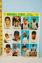 1969 Sports Collectors MLB Baseball Stars Photo Stamps American League S... - $18.76