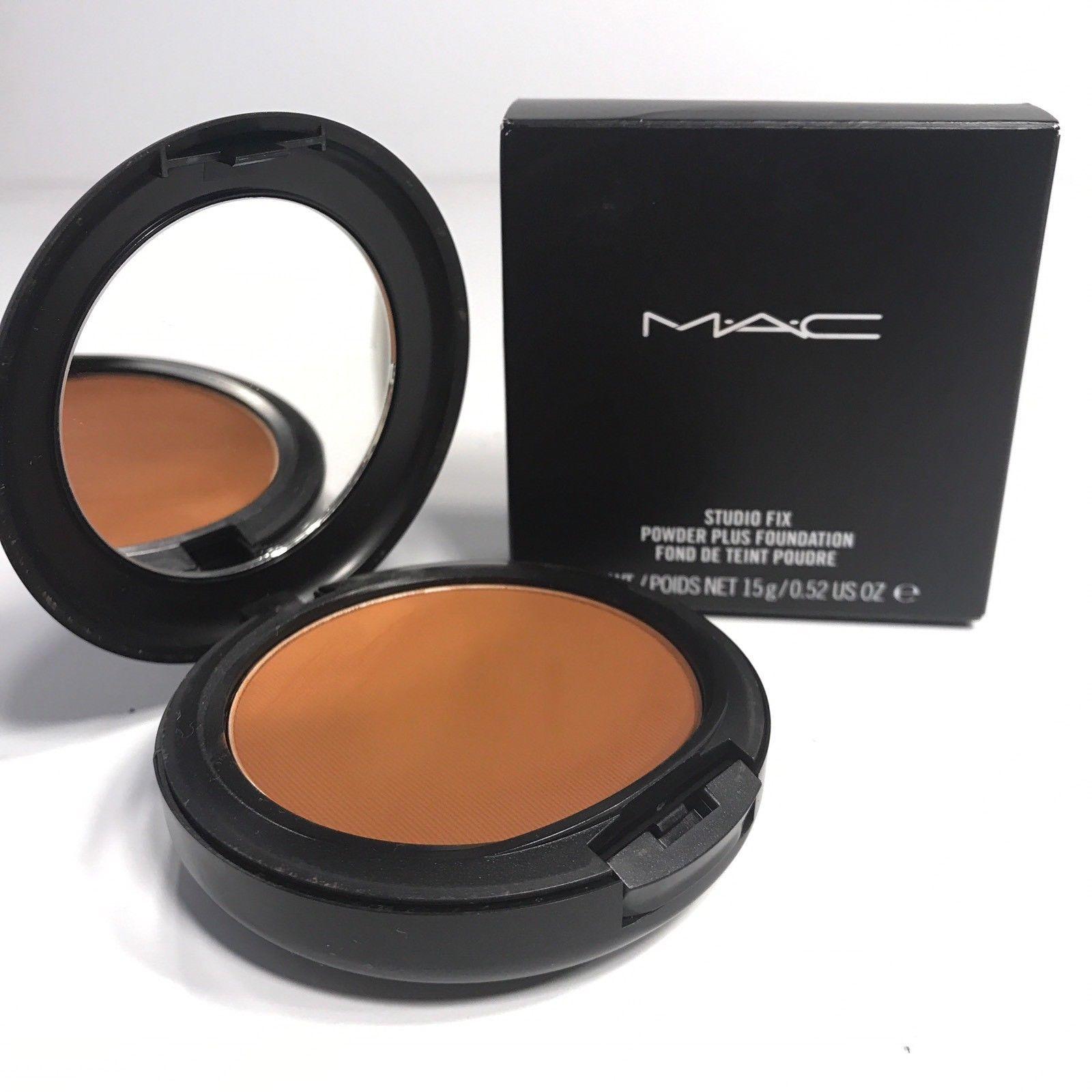 Mac Studio Fix Powder Plus Foundation Nw55 And 50 Similar Items Full Size New In Box 15g