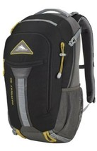 High Sierra Pathway 30 Internal Frame Hiking Pack Black Yellow NEW Fast Ship - $63.69