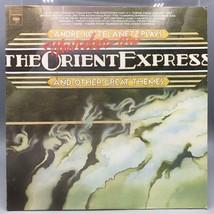 Vintage Andre Kostelanetz Murder On The Orient Express Record Album Viny... - $4.94