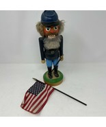 Lothar Junghanel Civil War Nutcracker Union Soldier - $128.69