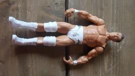 Wwe Alberto Del Rio en Vrac Séries 12 Figurine Lutte Mattel 2010 Blanc S... - $6.25