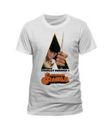 A Clockwork Orange Stanley Kubrick Movie Poster Official Tee T-Shirt Men... - $24.99
