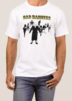 Lip Up Fatty t shirt cotton ska 2Tone bad manners madness specials skinhead mod