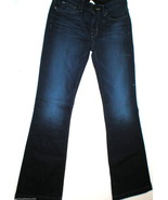 New $70 Womens Gap 1969 Long Lean Jeans NWT 24 00 27 X 32 Flare Premium ... - $24.00