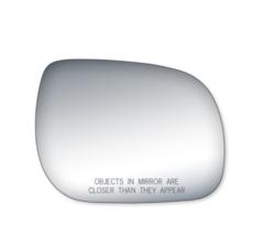 Fits 11-15 Regal Right Passenger Convex Mirror Glass Lens w// Adhesive USA