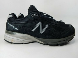 New Balance 990 v4 Size 8 D WIDE EU 39 Women's Running Shoes Black W990BK4