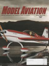 Model Aviation Magazine January 2001 Academy of Model Aeronautics - $2.50