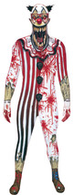 Morph Jaw Dropper Clown Adt Md Adult Men Costume - $55.18