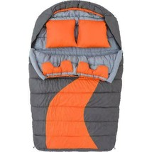 Ozark Trail 20F Degree Cold Weather Double Mummy Sleeping Bag - $141.05