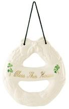 Belleek 2292 House Blessing Wreath - $49.53