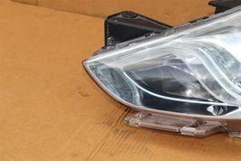 11-15 Hyundai Sonata Hybrid Projector Headlight Driver Left LH - POLISHED image 4