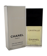 Chanel Cristalle Perfume 3.4 Oz Eau De Parfum Spray  - $300.96