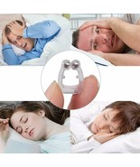 Sleeping Aid Silicone Magnetic Anti Snore Stop Snoring Nose Clip - $7.87+