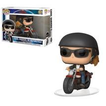 Pop! Ride: Marvel - Captain Danvers on Motorcycle  - $46.98