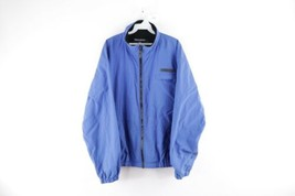 Vtg 90s Polo Sport Ralph Lauren Men Large Spell Out Box Logo Fleece Line... - $59.35