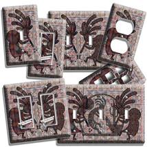 Kokopelli Southwest Hopi Fertility Sperits Light Switch Outlet Wall Plates Decor - $9.99+