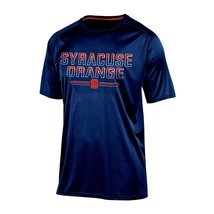 NCAA Syracuse Orange Men's Short sleeve Crew Neck RA Tee, Large, Navy - $16.95