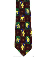 Pooh Bear Men's Silk Necktie Licensed Cartoon Disney Winnie Milne Book N... - $24.70