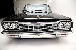 1964 Chevrolet Bel Air 283 Ci Front   24 X 36 Inch   Sports Car - $18.99