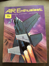 "SEPT 1973 ""AIR ENTHUSIAST"" MAGAZINE - MORANE-SAULNIER MS-406 - $3.94"