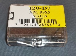 EV 120-D7 for ADC RSX-5 RSX5 for RSX-5E used in ADC SX5 SX5E NEEDLE STYLUS  image 2